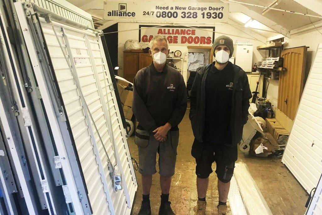 garage doors Sidmouth