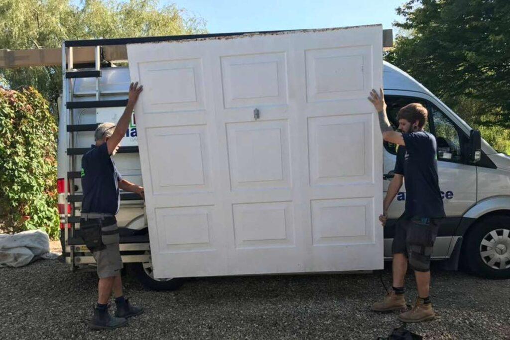 garage doors Barnstaple